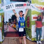 2011 Ironman Lanzarote Ziel
